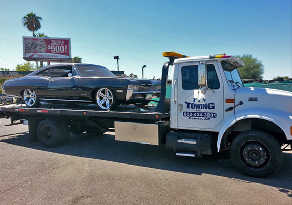 Contact us when you need towing or roadside assistance.
